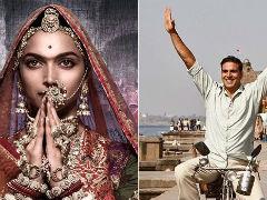 Akshay Kumar Postpones <I>PadMan</i> On Request From <I>Padmaavat</i> Director Sanjay Leela Bhansali