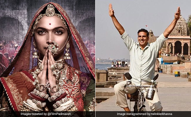 Akshay Kumar Postpones PadMan On Request From Padmaavat Director Sanjay Leela Bhansali