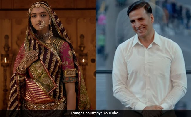 Team PadMan On Likely Clash With Deepika Padukone's Padmavat: 'Will Release Film As Per Schedule'