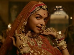 "It's Official! ""<i>Padmaavat</i>"" To Hit Screens On January 25"