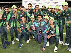 Pakistan Take Top Spot In T20I Rankings with New Zealand Series Win