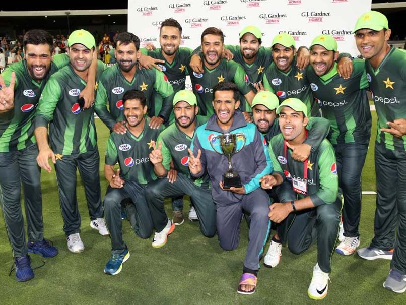 Pakistan Retain Top Ranking In T20Is After ICC