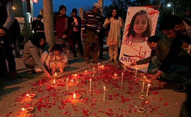 Pak Court Gives 72 Hours To Police To Arrest 7-Year-Old Zainab's Killer