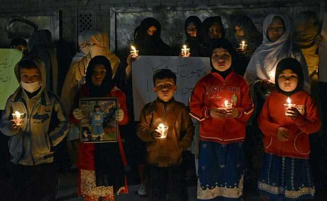 Two Suspects Arrested In Pakistan In Rape And Murder Of 7-Year-Old