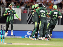 2nd T20I: Fakhar Zaman, Babar Azam Star As Pakistan Thrash New Zealand By 48 Runs