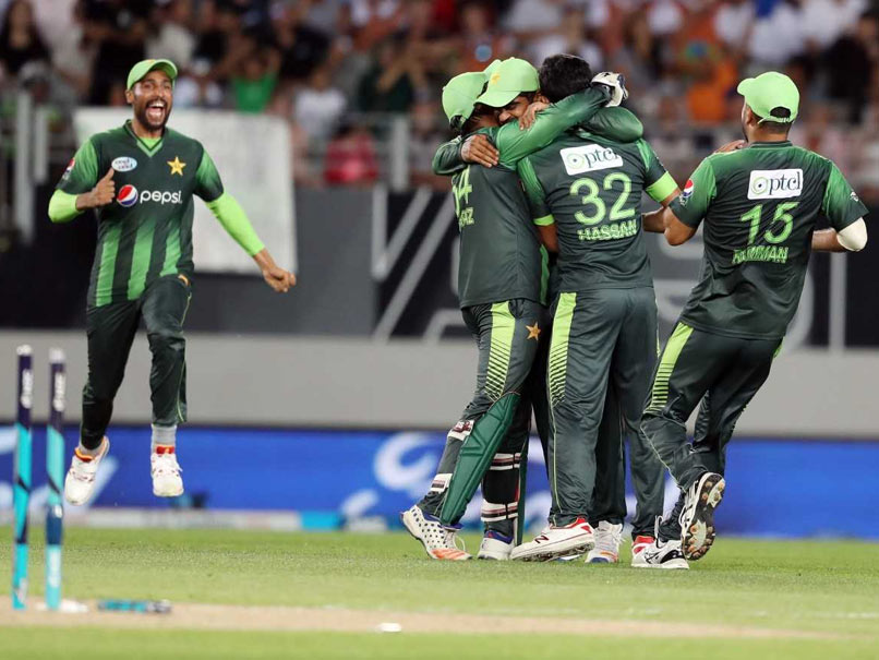 Pakistan retain their number one position in ICC's T20I team rankings