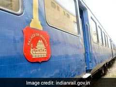 Parliamentary Panel Pulls Up Railways For Free Passes In Luxury Trains