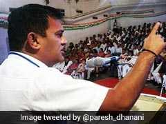 Patidar Legislator Paresh Dhanani Likely To Lead Opposition In Gujarat