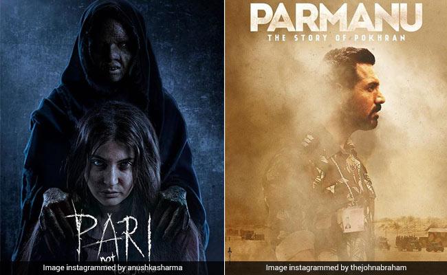 Pari Vs Parmanu: 2 मार्च को बॉक्स ऑफिस पर होगी अनुष्का शर्मा और जॉन अब्राहम की टक्कर