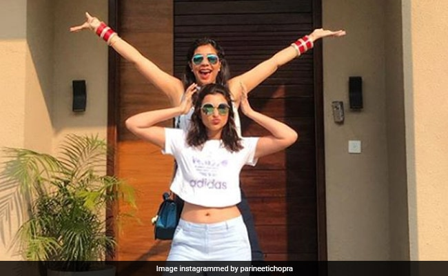 Parineeti Chopra's Yoga Retreat Looks So Relaxing. Pics Here