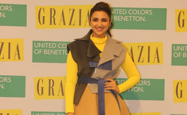 Parineeti Chopra Says The Fitter You Are, The More Films You Get