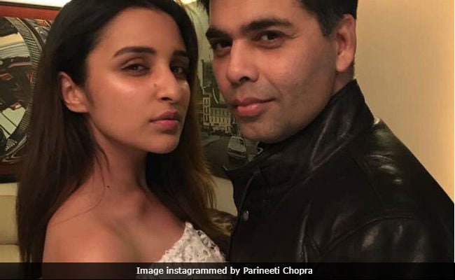 Kesari: Why Karan Johar Re-Announced Parineeti Chopra's Casting In Akshay Kumar's Film