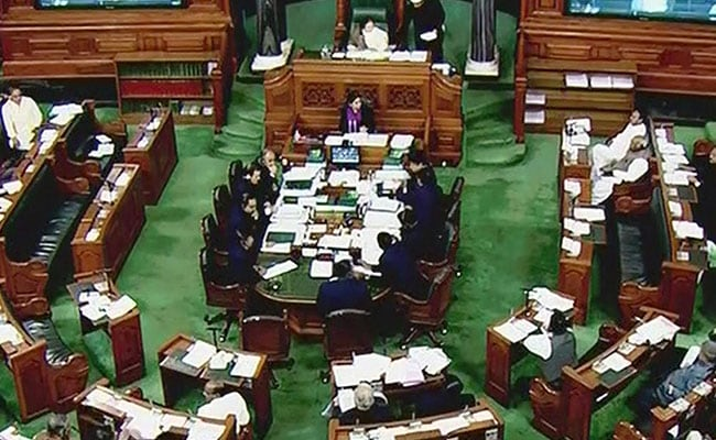 Lok Sabha Adjourns After Tributes Paid To BJP Lawmaker Hukum Singh