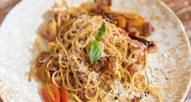 पास्ता कार्बोनारा