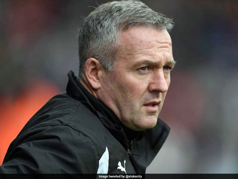 Former Rovers boss Paul Lambert replaces Mark Hughes at Stoke City