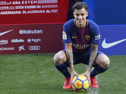 Barcelona Claim Liverpool Cut Philippe Coutinho Price