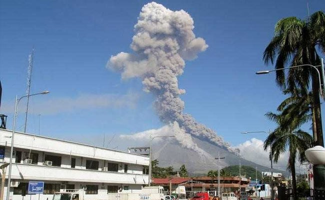 Thousands More Filipinos Displaced As Volcanic Lava Fires Ash 5 Km High