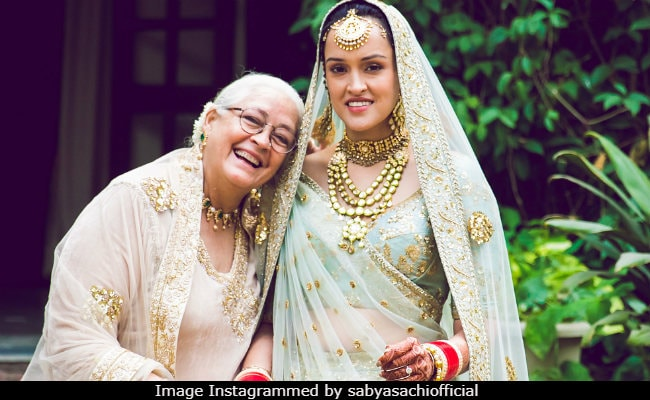 Anushka Sharma Or Nafisa Ali's Daughter Pia Sodhi, Who Wore Sabyasachi Better?