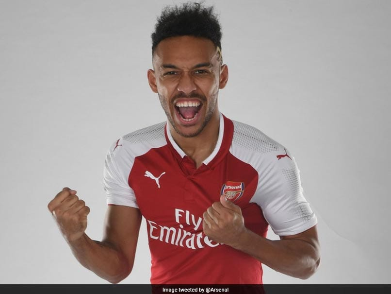 Image result for aubameyang join arsenal