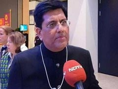 $2 Trillion Investment, PM Modi Never Aims Small: Piyush Goyal To NDTV