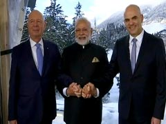 PM Modi, In Davos Speech, To Share