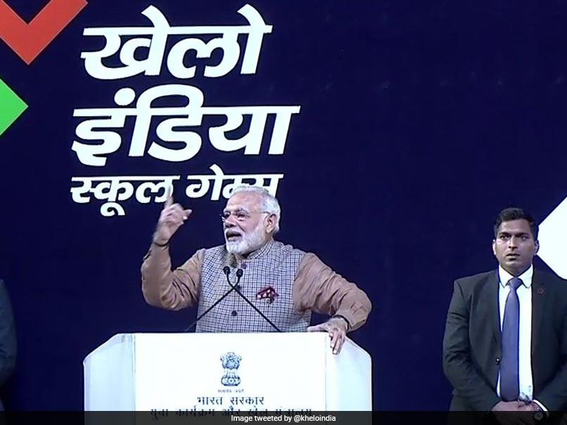 Prime Minister Narendra Modi Launches Khelo India Games