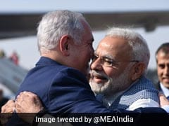 PM Modi, Benjamin Netanyahu Discuss Global, Regional Matters On Call