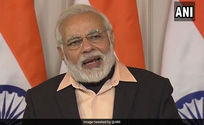 PM Modi to showcase India's growth story at Davos