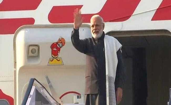 PM Narendra Modi In Davos. All About His Visit