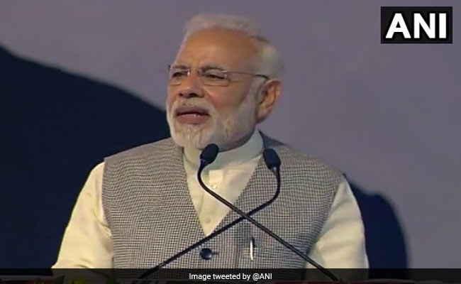 PM Modi to apprise WEF at Davos about India's economic reforms
