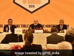 PM Modi 'Took First Names, Responded To Every Point' At Davos CEOs' Meet