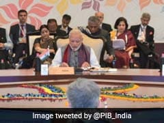 Eye on China, PM Modi Talks About Rules Based Order For Oceans And Seas