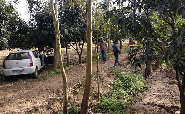कार लूटकर भाग रहे लुटेरों का पुलिस ने जीपीएस के जरिये किया पीछा किया, मुठभेड़ में 2 को गोली लगी