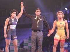 NDTV EXCLUSIVE: पूजा ढांडा ने कहा, दुनिया की किसी भी पहलवान को हराने के लिए हो गई हूं तैयार