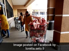 Photos Of Raw Pork Being Carted Into US Store Spark Furore, Probe Ordered