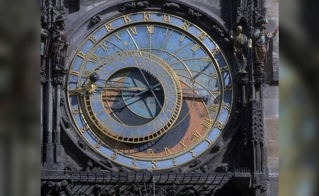 Prague's Astronomical Clock Stops For Six Months