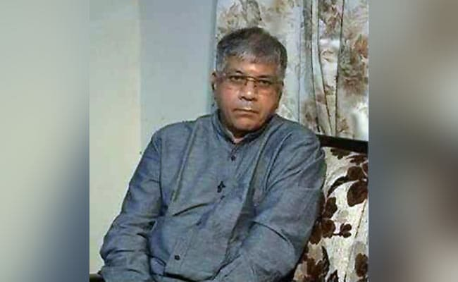 'Will Jail Election Commission If Voted To Power': Prakash Ambedkar