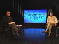 Highlights: Prannoy Roy, Arvind Subramanian Discuss The Economic Survey