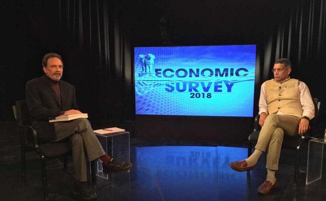 Highlights: Prannoy Roy, Arvind Subramanian Discuss The Economic Survey
