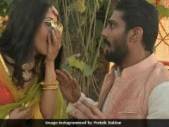 'Holy Snap,' Prateik Babbar Just Got Engaged To Girlfriend Sanya Sagar
