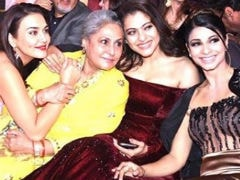 ICYMI: Preity Zinta, Jaya Bachchan, Kajol And Tanishaa In 'One Of The Highlights' Of Filmfare Awards. 'Ting'