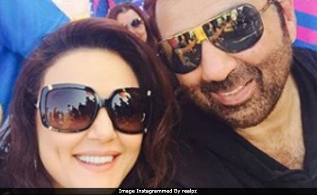 On Preity Zinta's Birthday, An Update About Her Film With Sunny Deol