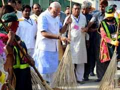Every Month, 2.30 Lakh Complaints Registered On Swachhata App: Government