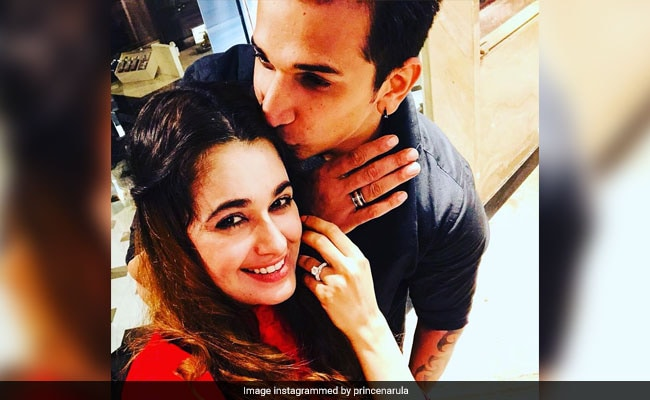 Prince Narula And Yuvika Chaudhary Are Engaged. See Instagram Post