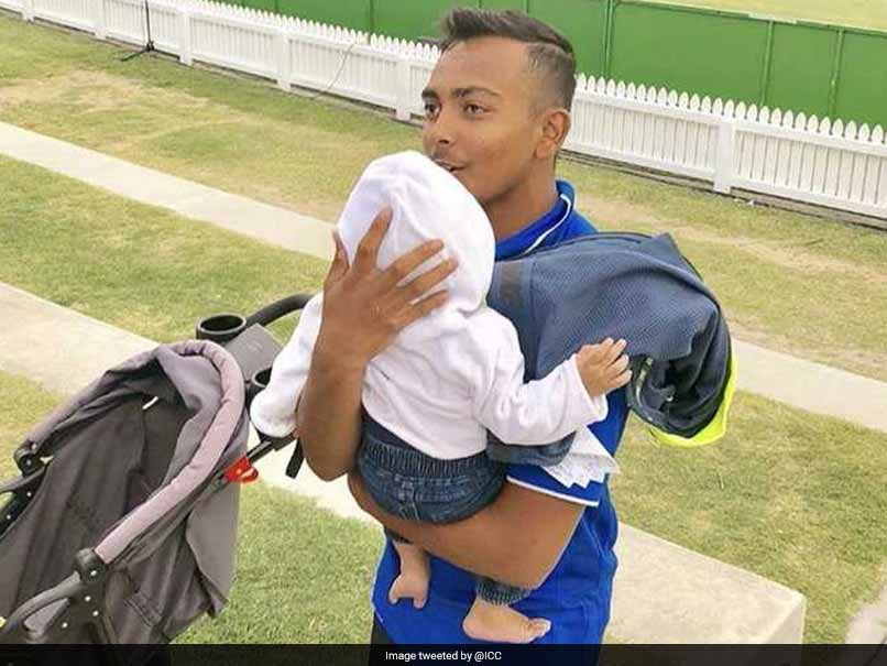 Under-19 Cricket World Cup: Baby