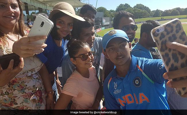 ICC U19 WORLD CUP: आईसीसी की विश्व इलेवन में 5 भारतीय, इसलिए पृथ्वी शॉ नहीं चुने गए कप्तान