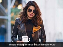 Is That A Skirt Priyanka Chopra Has On? Jeans? Whatever, She Looks Fab