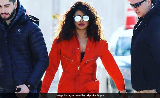 Whoa. Priyanka Chopra Is Killing It With Quantico Swag