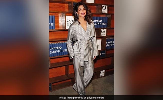 ग्रैमी पुरस्कार से पहले यहां दिखाई देंगी प्रियंका चोपड़ा, इसके लिए बनीं ब्रांड एंबेसडर