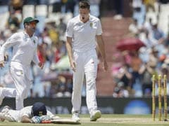 India vs South Africa, Live Cricket Score, 2nd Test, Day 5: Visitors Battle Heavy Odds As They Hope To Escape Defeat